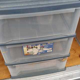 三段 プラケース 収納 衣装ケース 収納ケース クローゼット
