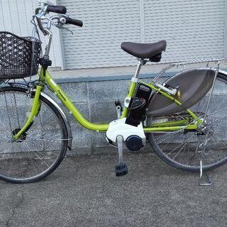 パナソニック BE-ELD63 電動アシスト自転車 ビビDX 2...