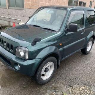 人気車  ジムニーシエラ 4WD