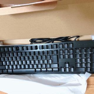 (新品)ゲーミングキーボード