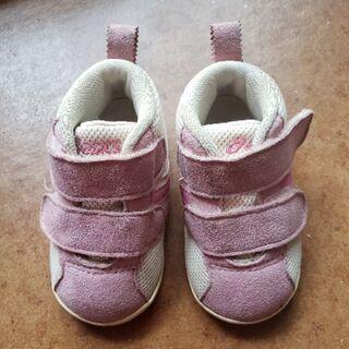 ベビー靴🐸アシックス