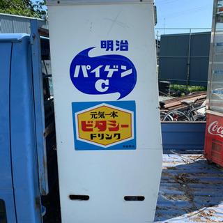 昭和的 冷蔵庫ショウケース