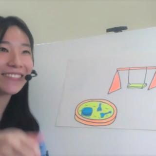 [オンライン]エイゴお絵かきのじかん ちびっこピカソ大集合 - 教室・スクール