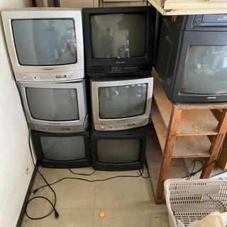 急 ブラウン管テレビ