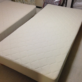 取り引き中 シングルベッド