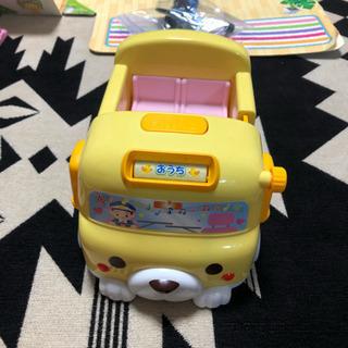 リカちゃん おしゃべり幼稚園バス