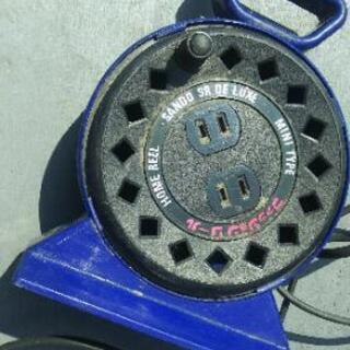 屋内用 電線コード サンリールSR-5