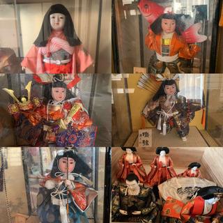 【受け渡し予定者決定】雛人形 市松人形 五月人形 無料
