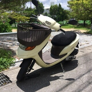 ディオ チェスタ50cc(前カゴ標準)