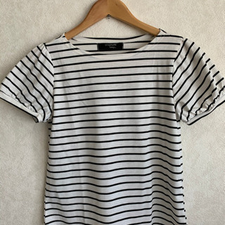Tシャツ、ジンバースカートセット