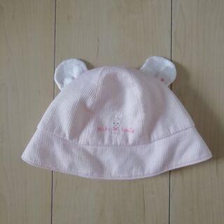 ミキハウス 耳つき帽子  44