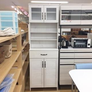 2枚扉食器棚【トレファク岸和田店】