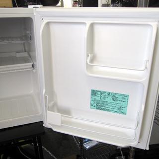 47L 2016年製 1ドア冷蔵庫 ハイアール JR-N47A サイコロ型 小さい 札幌 東区 - 家電