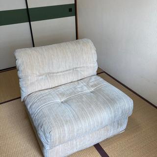 1人掛けのソファ差し上げます - 名古屋市