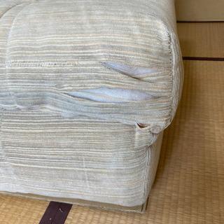 1人掛けのソファ差し上げます − 愛知県