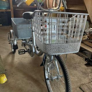 使用少★20インチ 三輪自転車★ 3段ギア スイング式