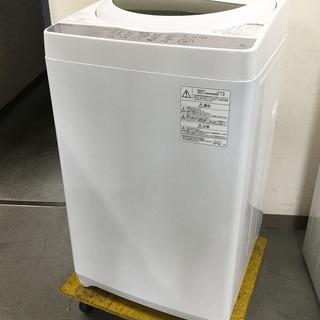 美品!東芝 TOSHIBA 全自動洗濯機 5㎏ AW-5G…