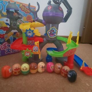 アンパンマン ぱっくんコロコロ大だしゅつ おもちゃ