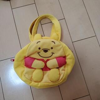 プーさんバッグ