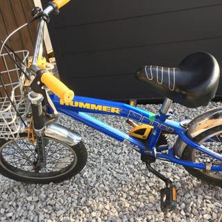HUMMER  自転車 16インチ