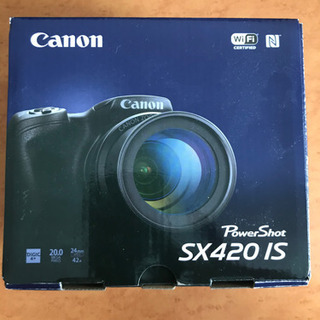 Canon Power Shot sx420 IS 中古