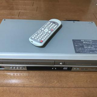 ジャンク品 DVD/VHSコンビネーションデッキ