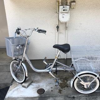 足立区西新井ブリジストン 大人用自転車 ほぼ新品です