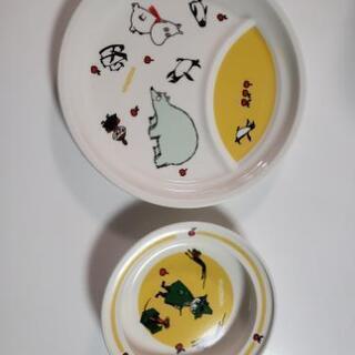 ムーミン 子供用 食器セット