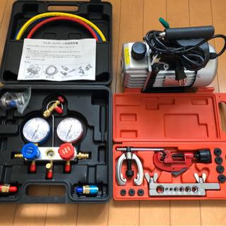 エアコン DIY工具セット レンタル