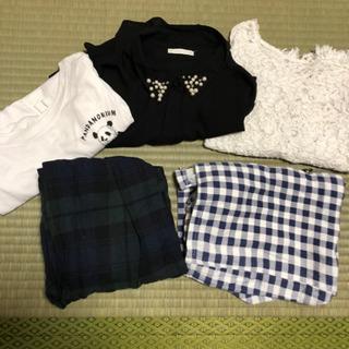 s〜mサイズ洋服5点セット(A)