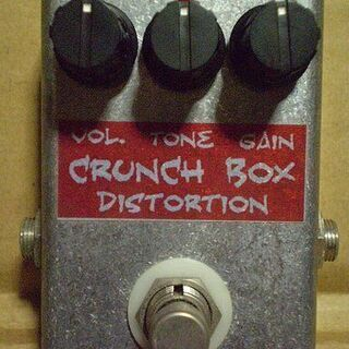 MI AUDIO Crunch Box Distortion ク...