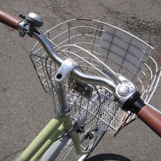 27インチ 3段切替 自転車 シティサイクル ママチャリ 通勤 通学 西友 - 札幌市