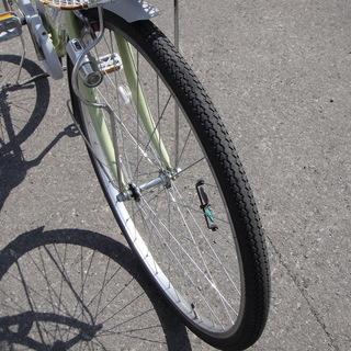 27インチ 3段切替 自転車 シティサイクル ママチャリ 通勤 通学 西友 − 北海道