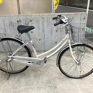 ブリジストン TOWN STEP 26インチ 内装3段 自転車 ...
