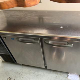 ホシザキ 冷凍 冷蔵 コールドテーブル  台下 中古 業務用