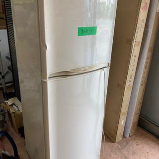 大型ツードア冷蔵庫 03年 汚れあり 🌈 しげん屋