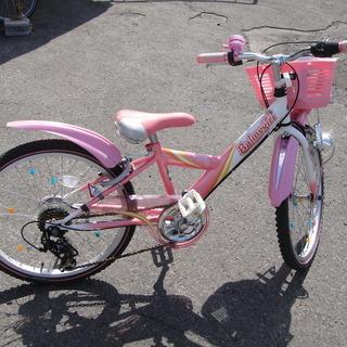 22インチ 自転車 jrサイクル ジュニアサイクル 6段切…