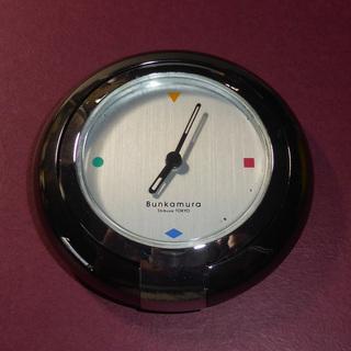 小型 アラーム付 置き時計 【手渡し】JR倉敷駅周辺