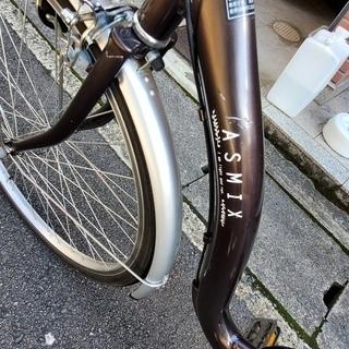 「中古」26インチ ASMIX アサヒサイクル - 自転車