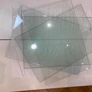 ガラス板 4枚➕かけ板1枚つき