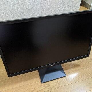 LG モニター ディスプレイ 23.8型