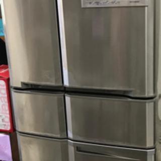 三菱冷蔵庫 515L