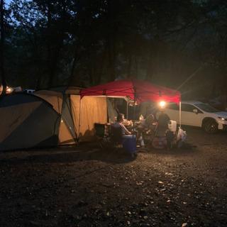 キャンプ友達募集中