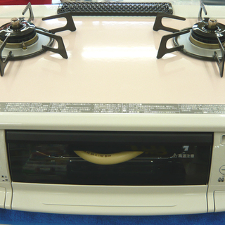 リンナイ ガステーブル 2011年製 都市ガス RTS-S660...