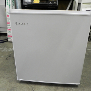 ALLEGIA 1ドア冷蔵庫 2018年 46L AR-B…
