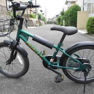 子供用自転車 18インチ 補助輪あり