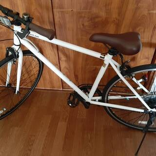 CLUTCH JAM クロスバイク 700C