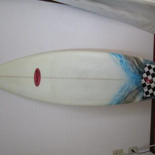 サーフィン 初心者用ショートボード FCS2