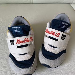 子供 靴 ミキハウス
