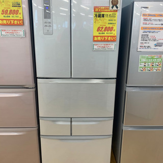 TOSHIBA製★471L冷蔵庫★6ヵ月間保証付き★近隣配送可能